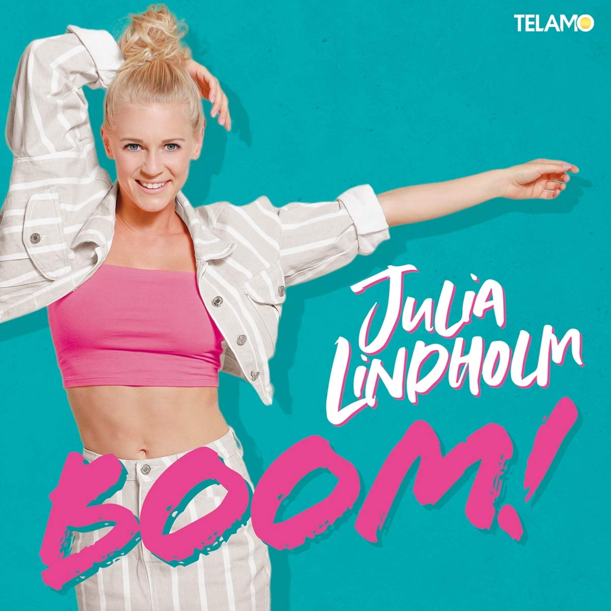 JULIA LINDHOLM * Boom! (CD)