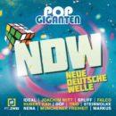 "FRL. MENKE, MARKUS, NENA, PETER SCHILLING u.a. <br>Doppel-CD ""Pop Giganten NDW"" auf Hit-Kurs!"