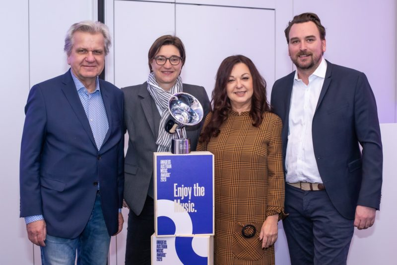 """AMDEUS"" <br>20 Jahre ""Amadeus Austrian Music Award"":"