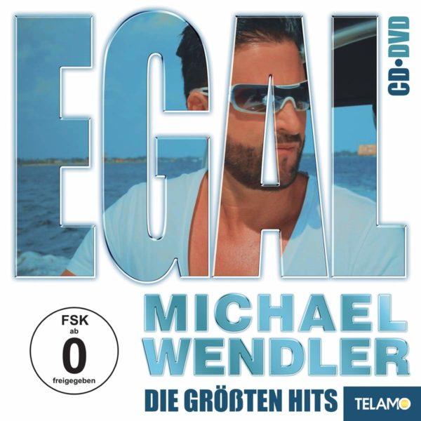 """MICHAEL WENDLER <br>Erste Infos zur CD+DVD """"Egal – die größten Hits""""!"""