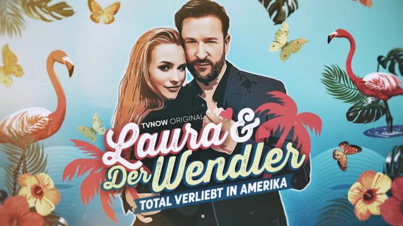 "MICHAEL WENDLER <br>Neue Doku-Soap: ""Laura & Der Wendler – Total verliebt in Amerika""!"
