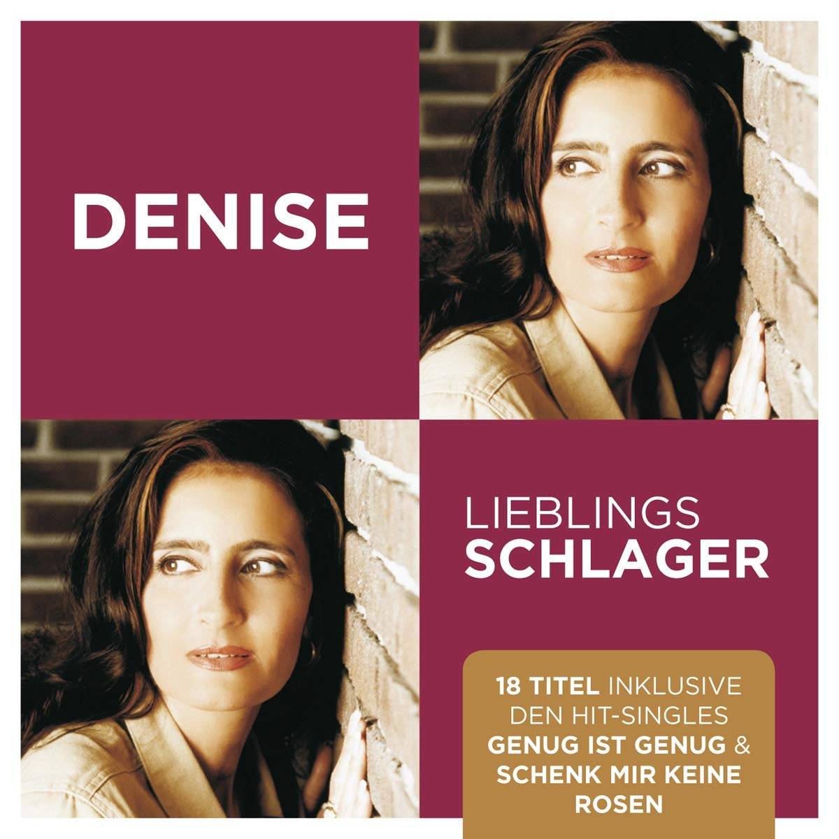 DENISE * Lieblingsschlager (DOWNLOAD-BUNDLE; CD-VÖ: 08.05.2020)