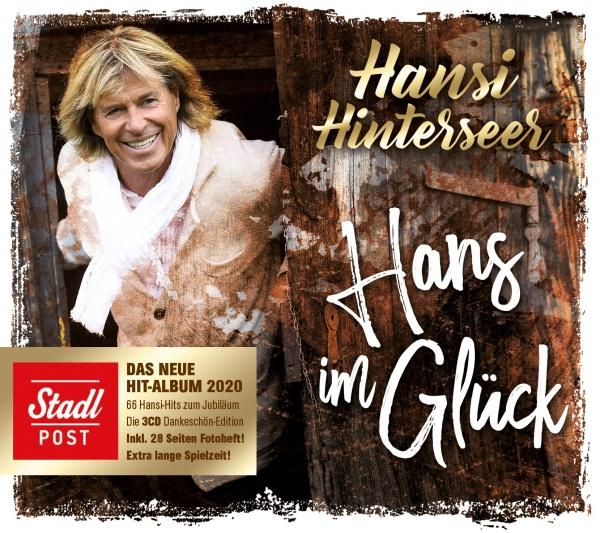 HANSI HINTERSEER * Hans im Glück (3-CD Box-Set) - präsentiert von STADLPOST