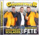 """DIE GRUBERTALER <br>Mit """"Echt Schlager – Die große Fete (Volume 1)"""" seit drei Wochen in den Austria Top 3 Verkaufscharts!"""