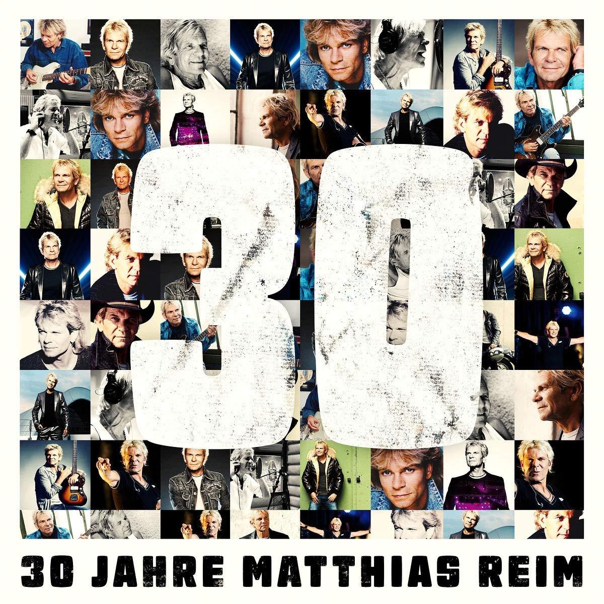 MATTHIAS REIM * 30 Jahre (CD)