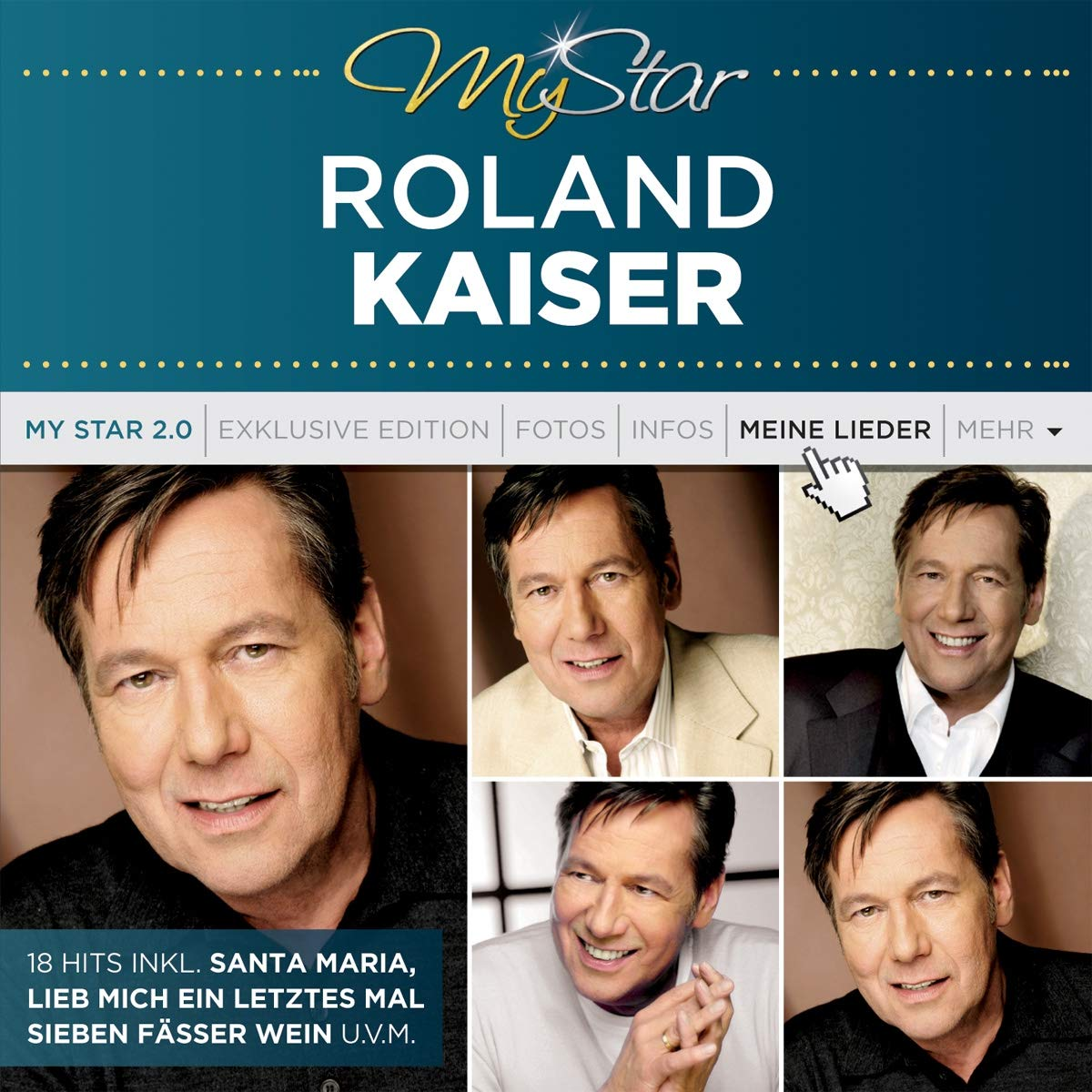 ROLAND KAISER * My Star (CD)