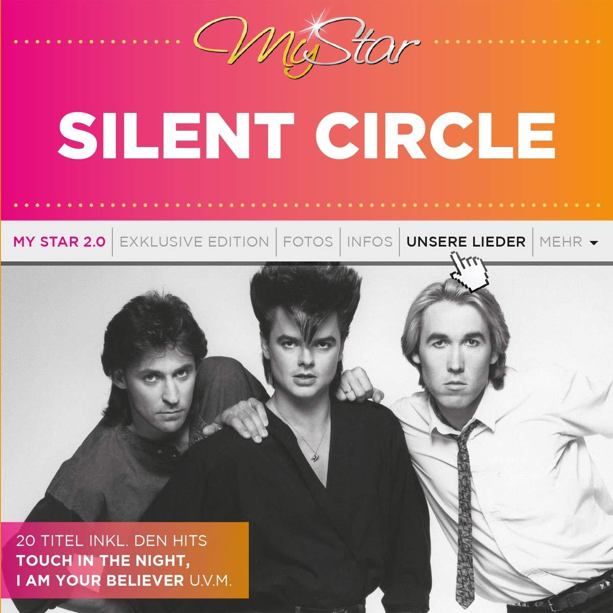 SILENT CIRCLE * My Star (CD) - Auch als Vinyl LP erhältlich!