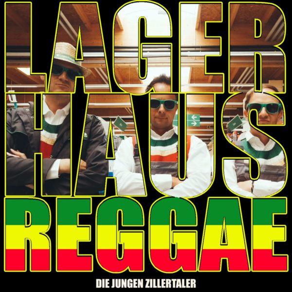 "DIE JUNGEN ZILERTALER <br>Die JUZIs tanzen den ""Lagerhaus Reggae""!"