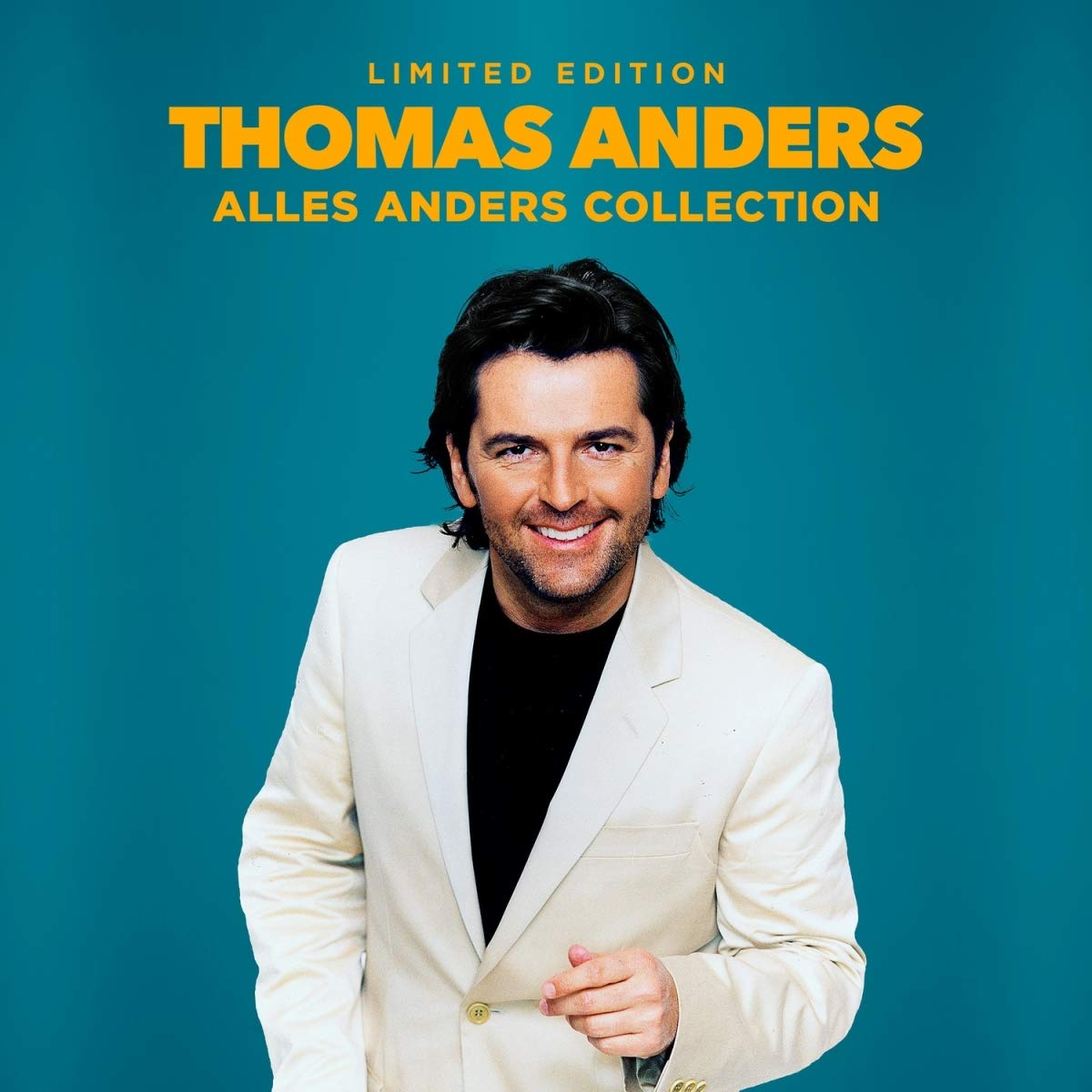 THOMAS ANDERS * Alles Anders Collection (3-CD Box-Set)