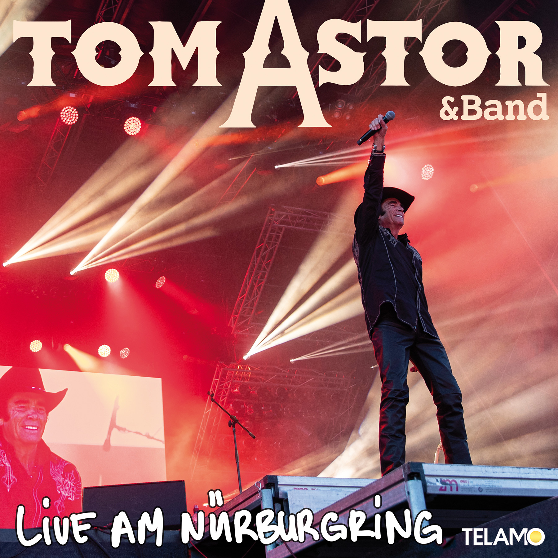TOM ASTOR * Live am Nürburgring (CD)