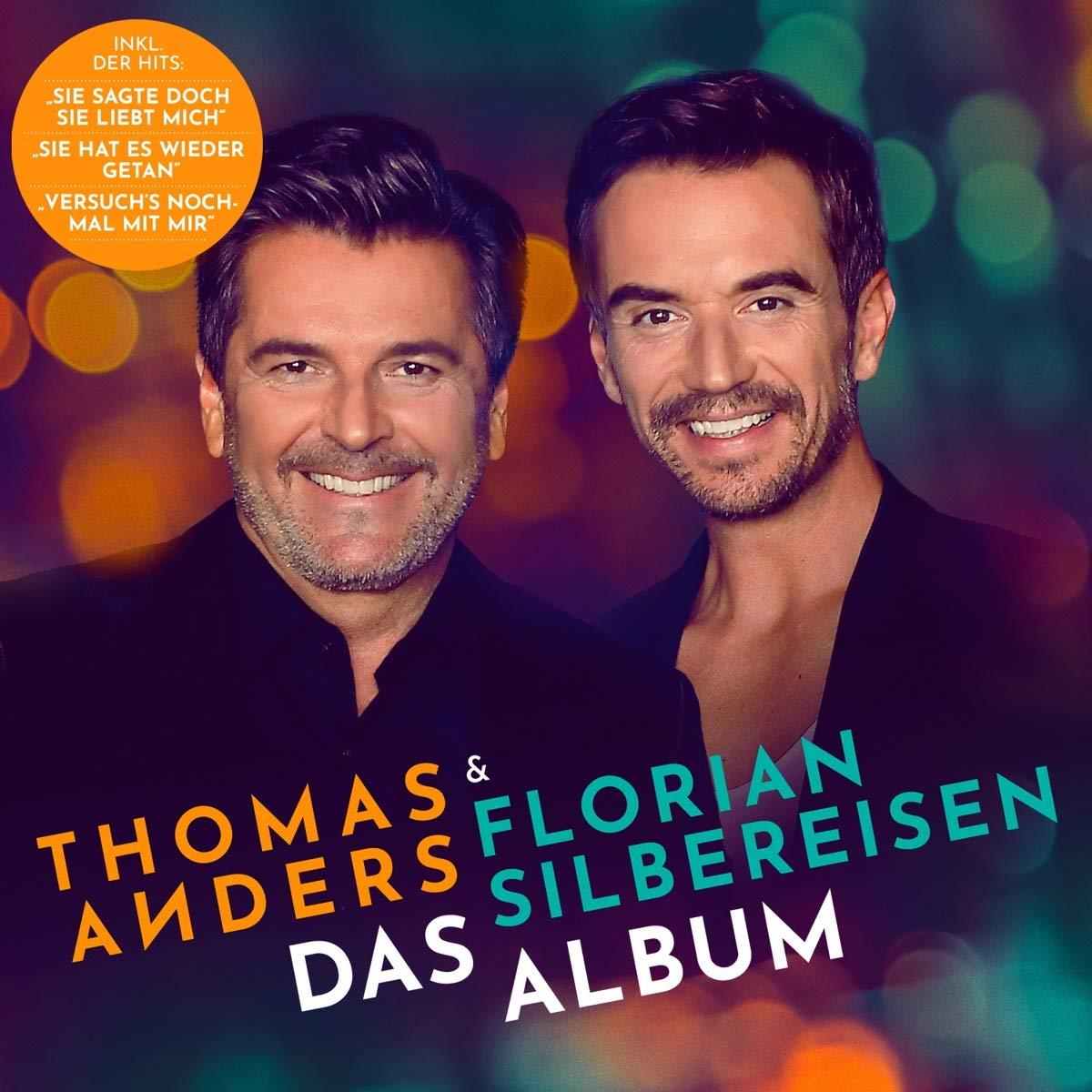 THOMAS ANDERS & FLORIAN SILBEREISEN * Das Album (CD) * Auch als \