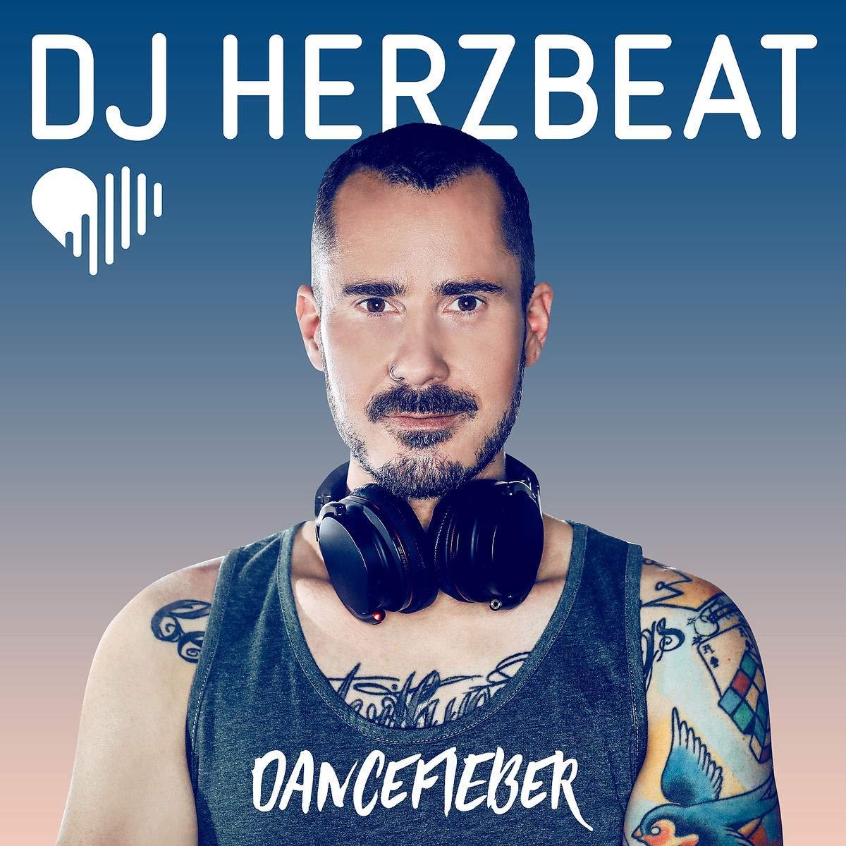DJ HERZBEAT * Dancefieber (CD)