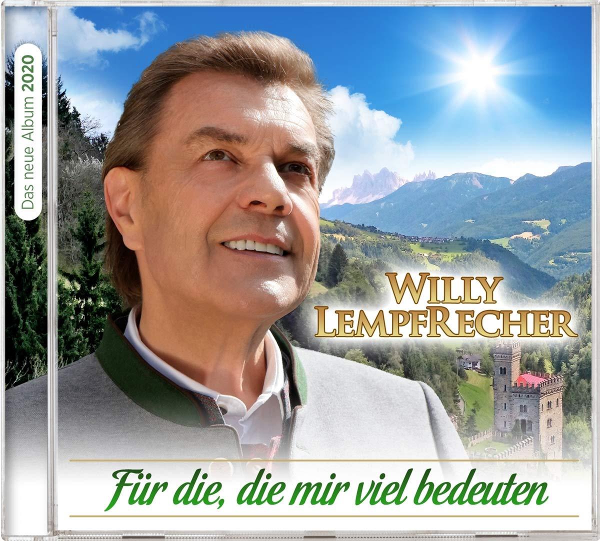 WILLY LEMPFRECHER * Für die, die mir viel bedeuten (CD)