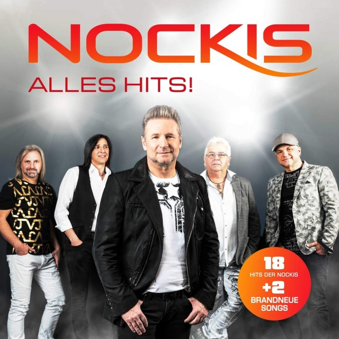 NOCKIS * Alles Hits! (CD) * 18 Hits der Nockis + 2 brandneue Songs
