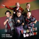 """FÄASCHTBÄNKLER <br>Erste Infos zu ihrer 7. CD """"wir sehn uns wieder""""!"""