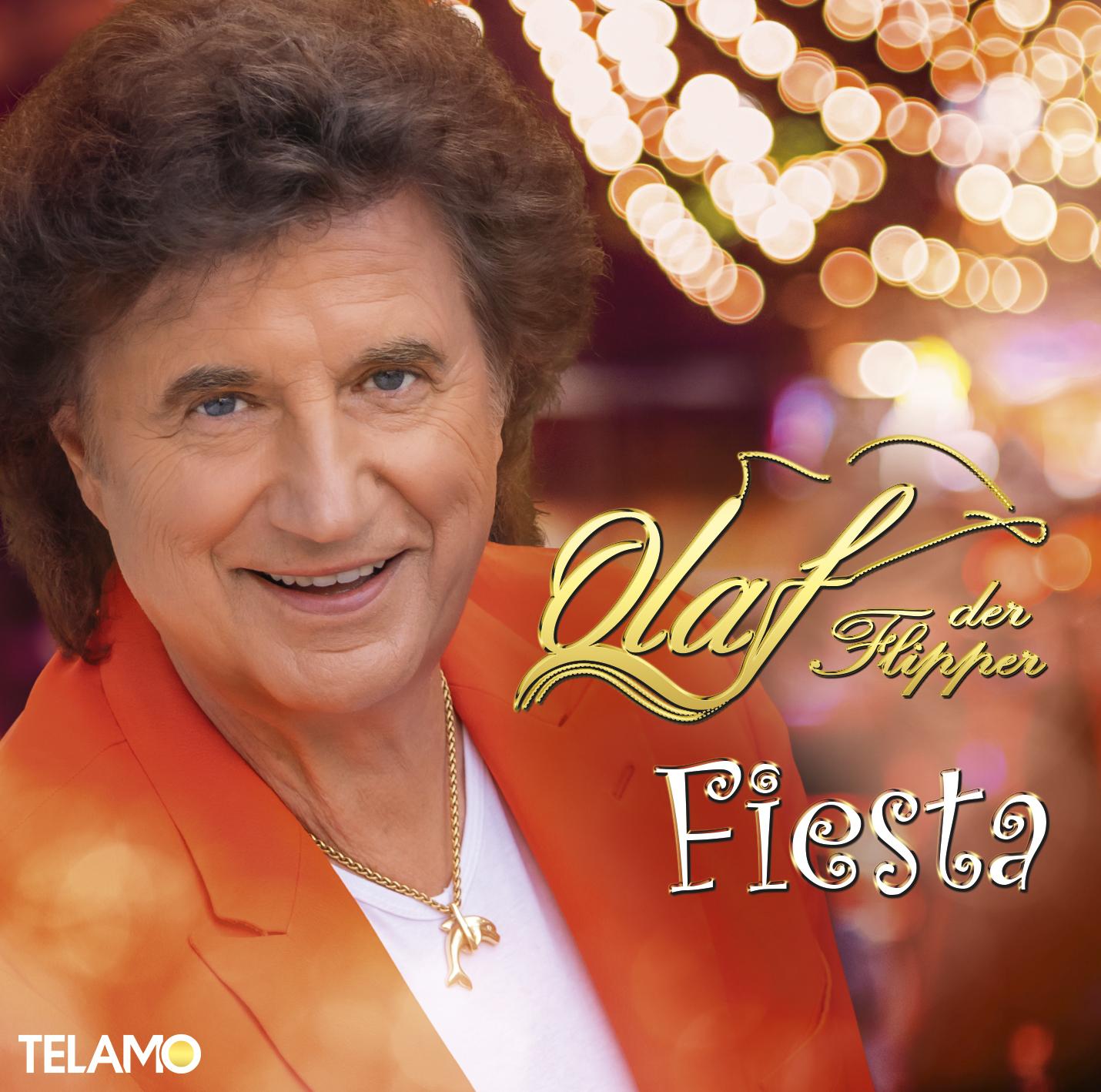 OLAF DER FLIPPER * Fiesta (CD) * Auch als Fanbox erhältlich