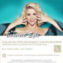 "BEATRICE EGLI <br>So ""rechtfertigt"" Beatrice Egli ihr Konzert in Kroatien!"