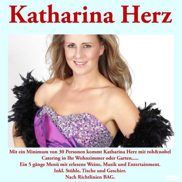 """KATHARINA HERZ, MARC PIRCHER, SIGRID & MARINA <br>Der letzte Schrei: """"Music & Dine Experience""""!"""
