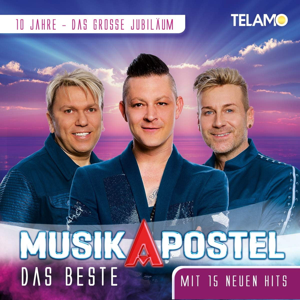 MusikApostel * Das Beste (Doppel-CD)