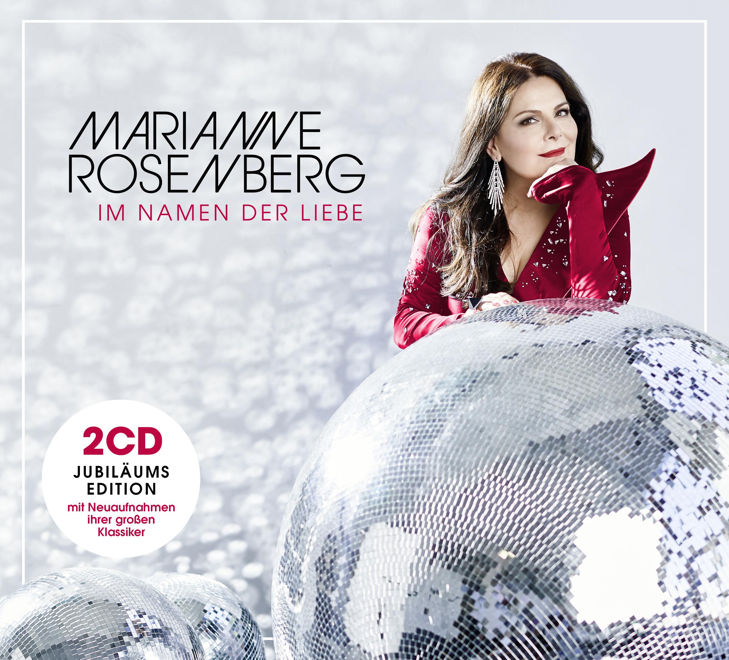 MARIANNE ROSENBERG * Im Namen der Liebe (Jubiläums-Edition)  (Doppel-CD)