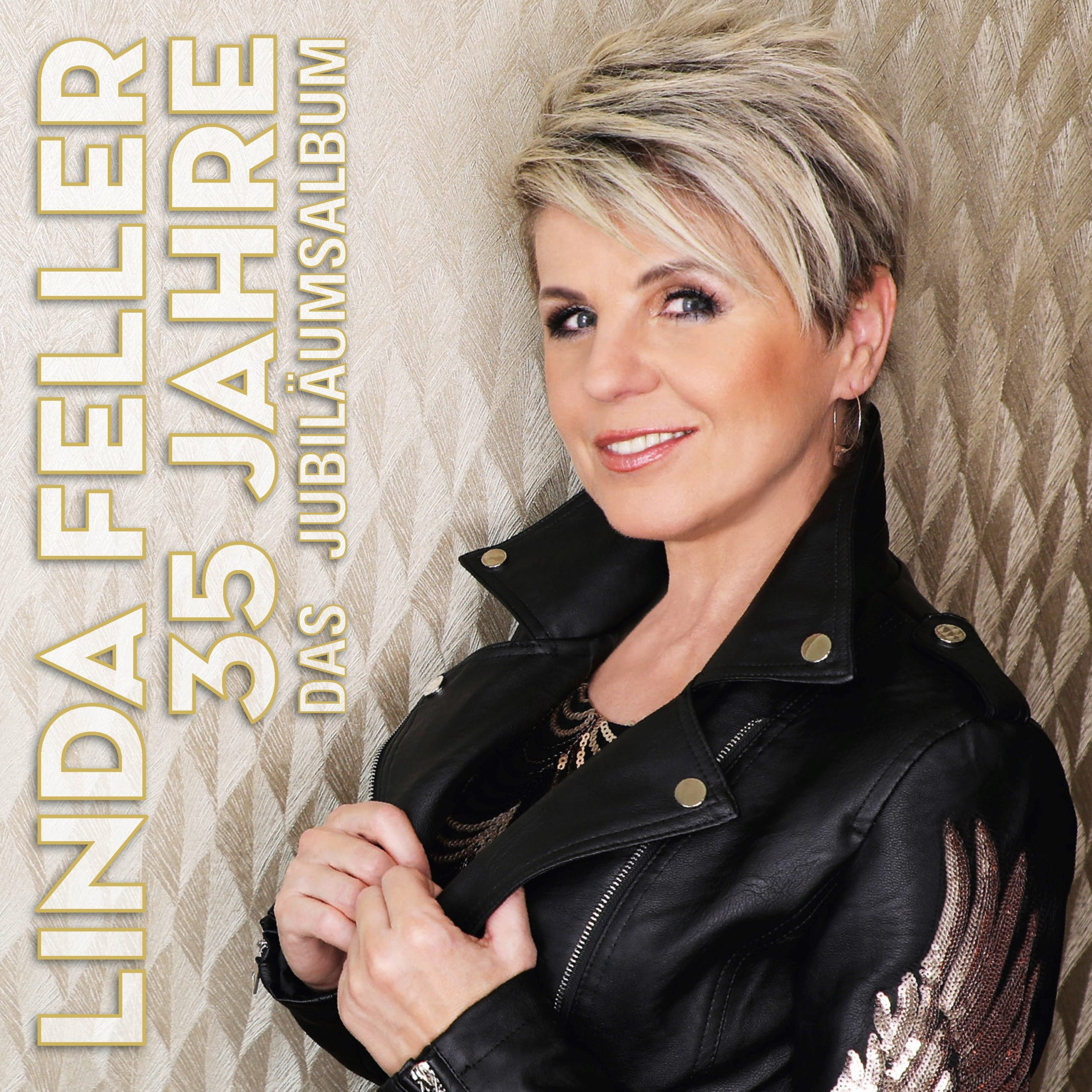 LINDA FELLER * 35 Jahre - Das Jubiläumsalbum (CD)