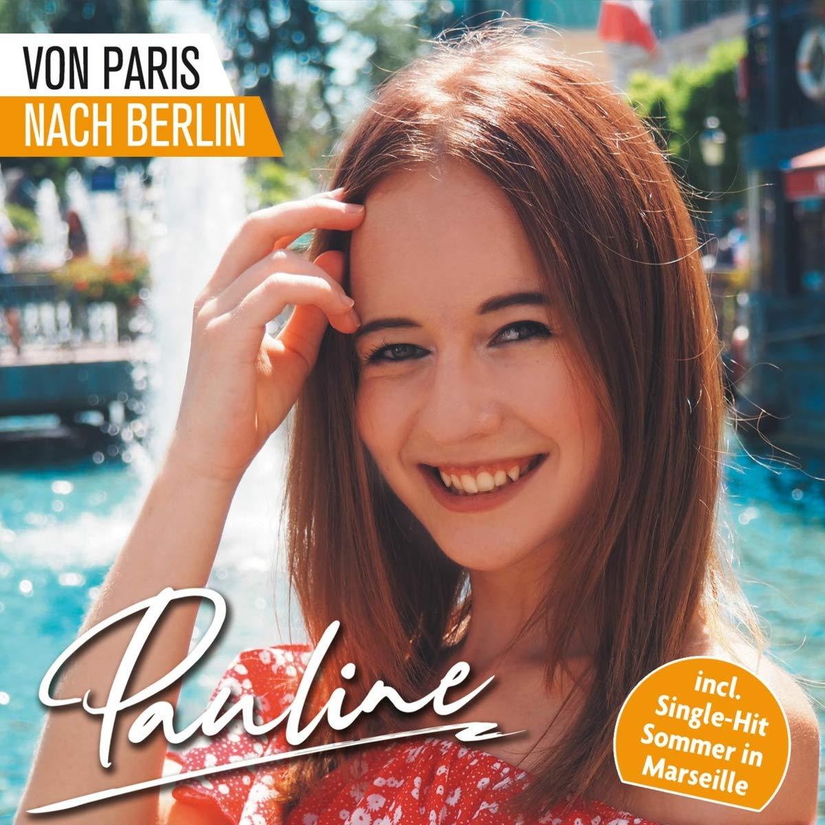 PAULINE * Von Paris nach Berlin (CD)