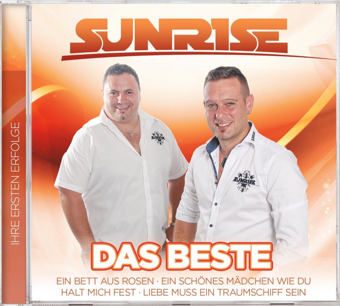 SUNRISE * Das Beste  - Ihre ersten Erfolge (Doppel-CD)