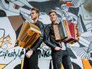 """ROCKHARMONIX <br>""""Schlagerchance in Leipzig"""" Fachjury begeistert von den Rockharmonix!"""