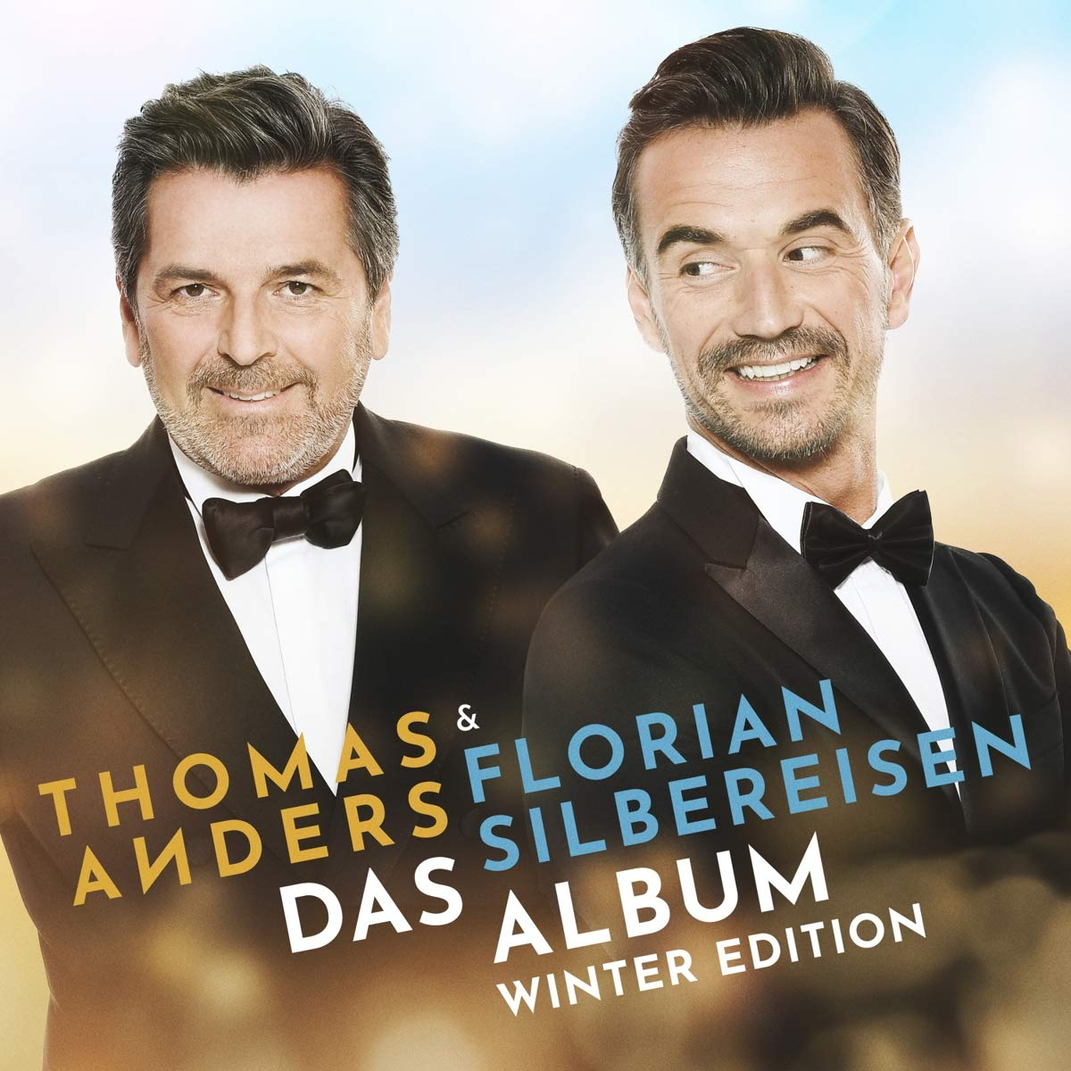 THOMAS ANDERS & FLORIAN SILBEREISEN * Das Album (Winter Edition)  (Doppel-CD)