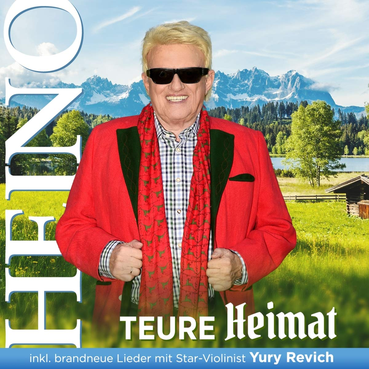 HEINO * Teure Heimat (CD)