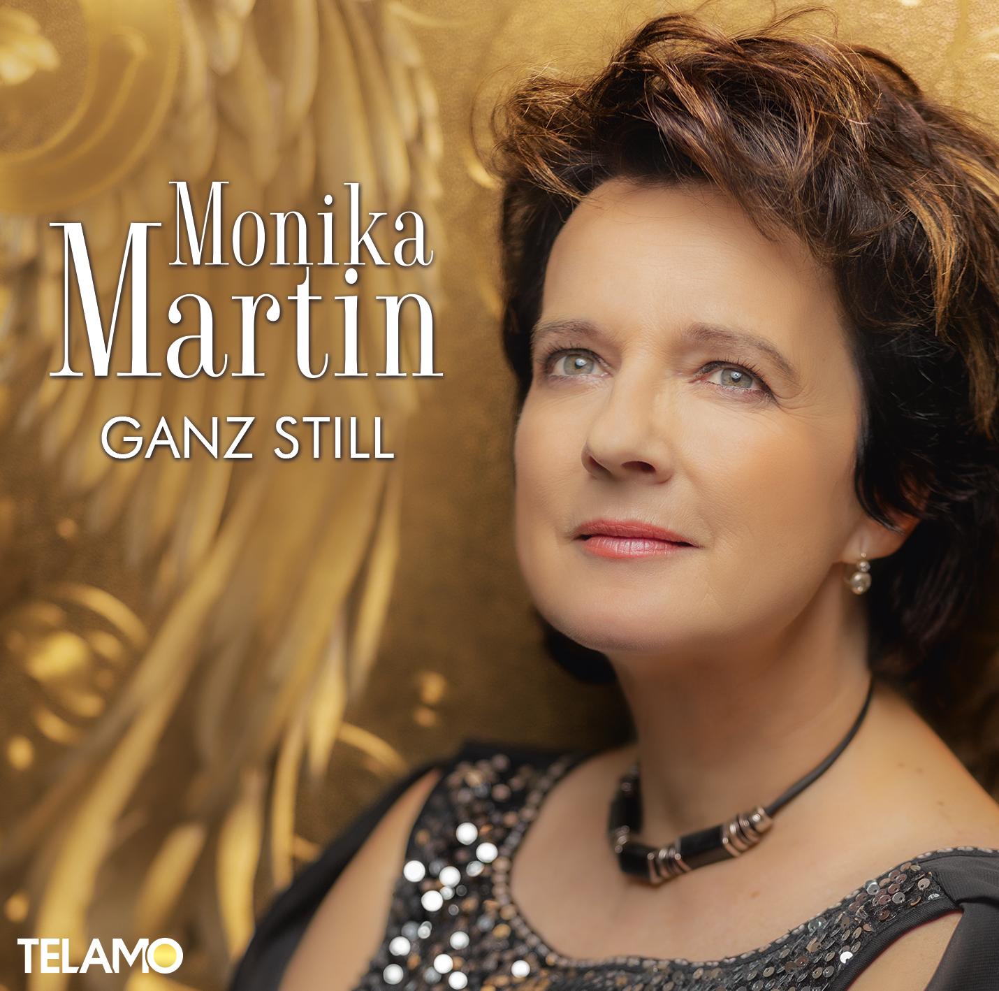 MONIKA MARTIN * Ganz still (CD) * Auch als DVD und Limitierte Fanbox erhältlich!