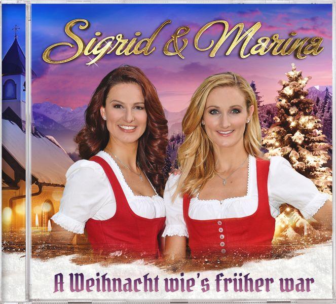 SIGRID & MARINA * A Weihnacht wie's früher war (CD; als Doppel-CD exklusiv über MELODIE TV erhältlich)
