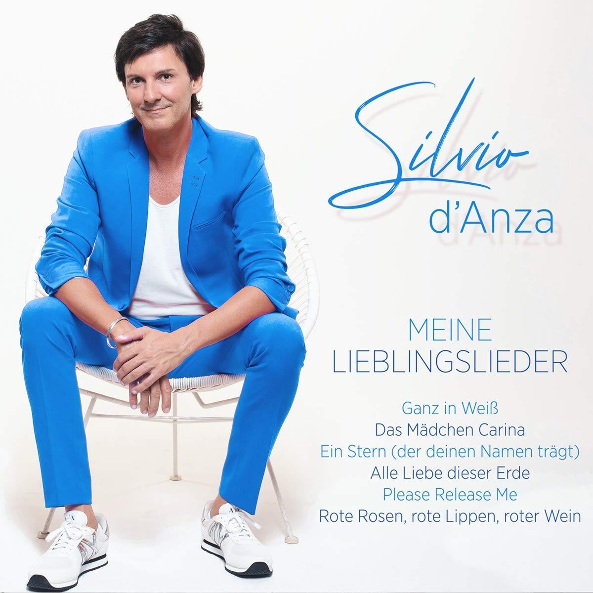 SILVIO D\'ANZA * Meine Lieblingslieder (Doppel-CD)