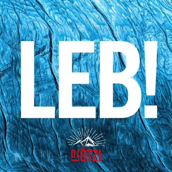 """DJ ÖTZI <br>Mit """"Leb!"""" zum insgesamt 5. Mal auf Platz 1 der Radio Charts """"Deutschland Konservativ Pop""""!"""