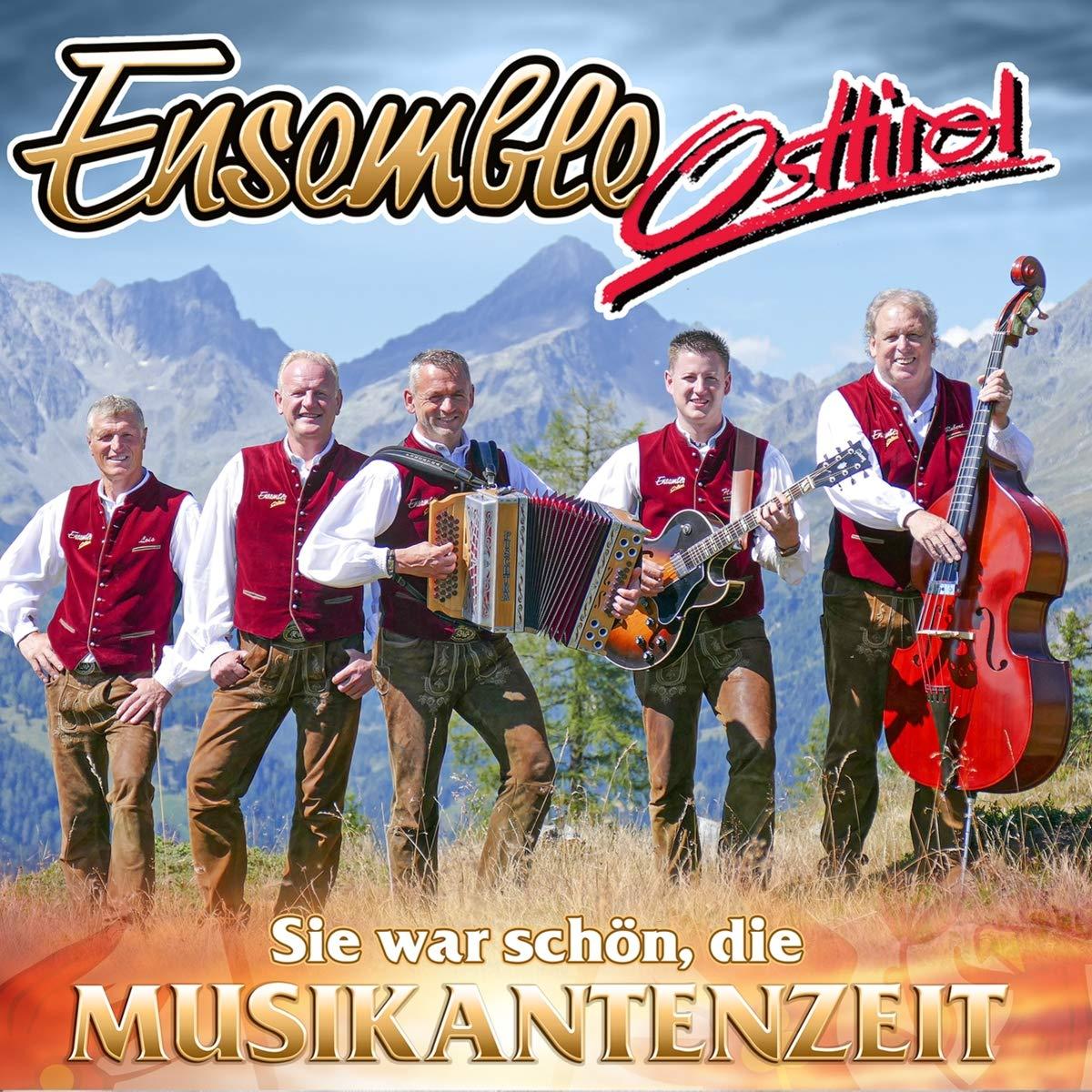 ENSEMBLE OSTTIROL * Sie war so schön, die Musikantenzeit (CD) - Das letzte Album