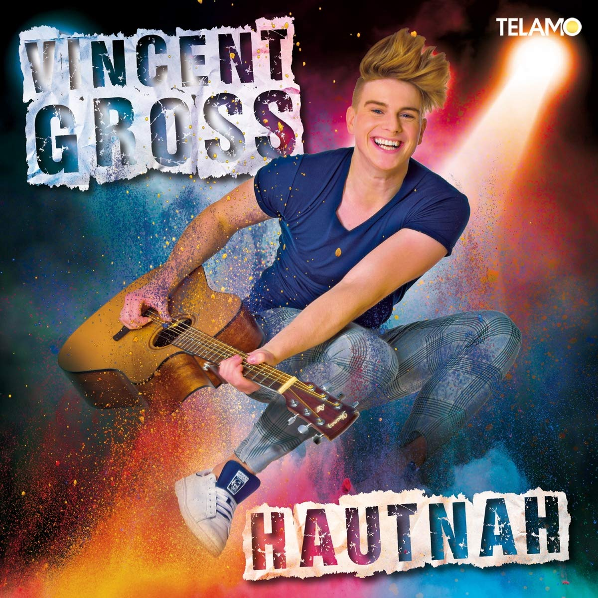 VINCENT GROSS * Hautnah (CD)