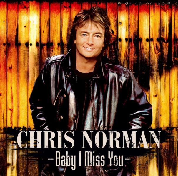 """CHRIS NORMAN <br>Sein heimlicher Hit """"Baby I Miss You"""" (+ 15 weitere mehr) endlich wieder auf CD erhältlich!"""
