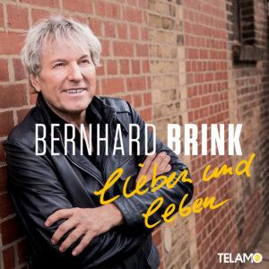 """BERNHARD BRINK <br>Die Single """"lieben und leben"""" kündigt sein erstes 'TELAMO Album' an!"""