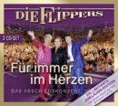 """DIE FLIPPERS <br>3-CD-Set """"Für immer im Herzen – Das Abschiedskonzert"""" ab 26.03.2021 erhältlich!"""