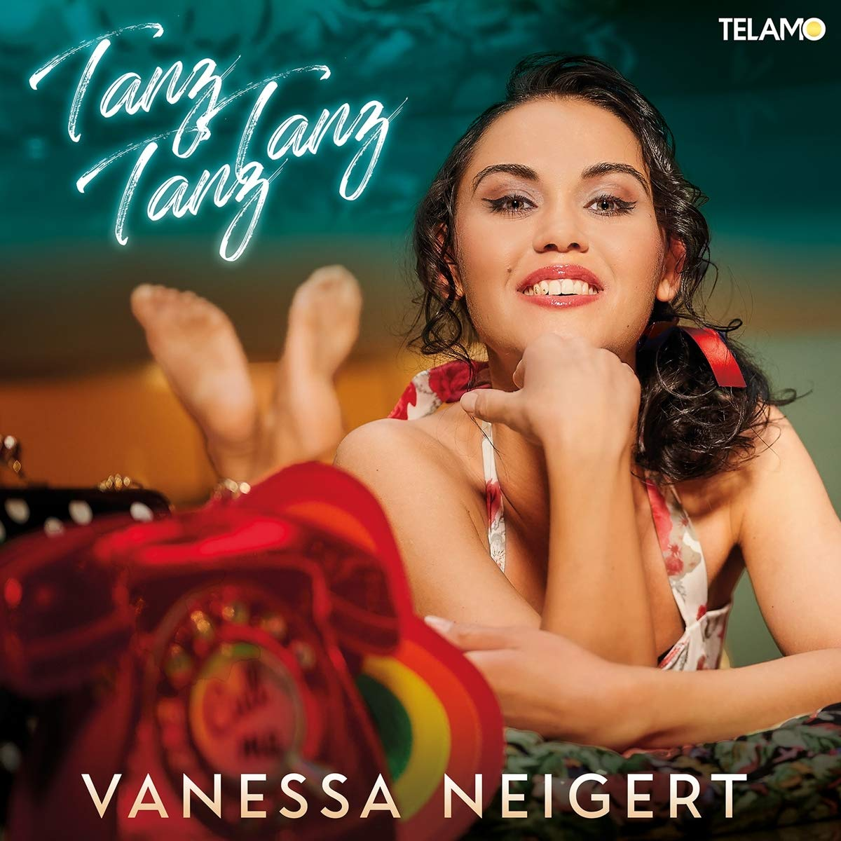 VANESSA NEIGERT * Tanz, Tanz, Tanz (CD)