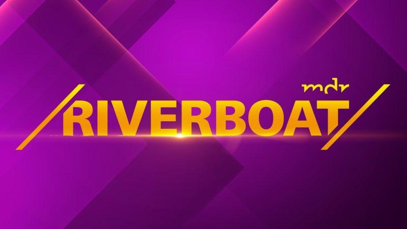 """STEFANIE HERTEL u.a. <br>Fr. (23.04.2021) in der Sendung """"Riverboat"""" zu Gast!"""