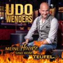 """UDO WENDERS <br>Udo Wenders meldet sich mit selbstironischem Song """"Meine Haare sind beim Teufel"""" zurück!"""