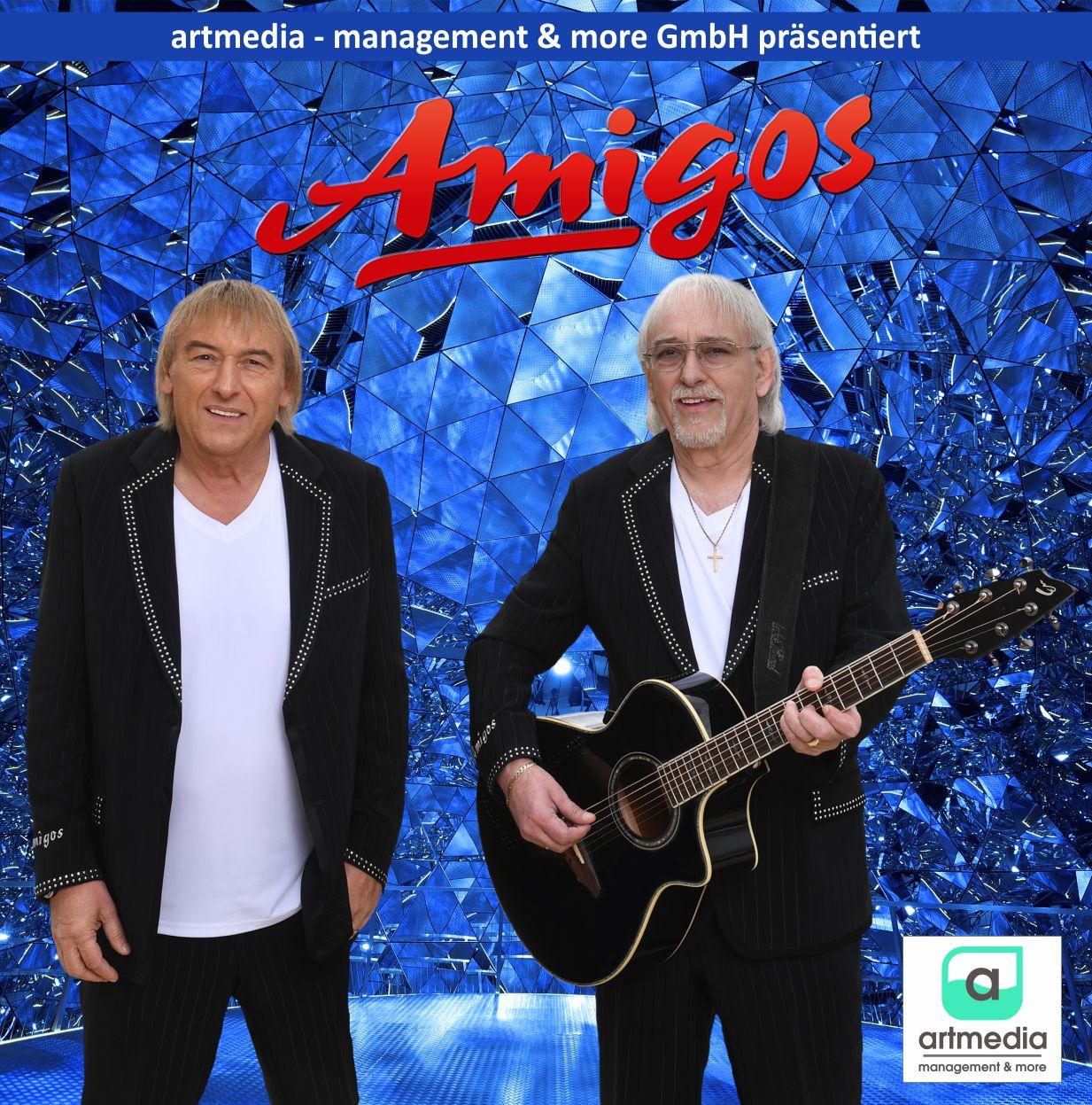 AMIGOS * artmedia – management & more GmbH präsentiert: die AMIGOS im Süden (Tour-Termine)