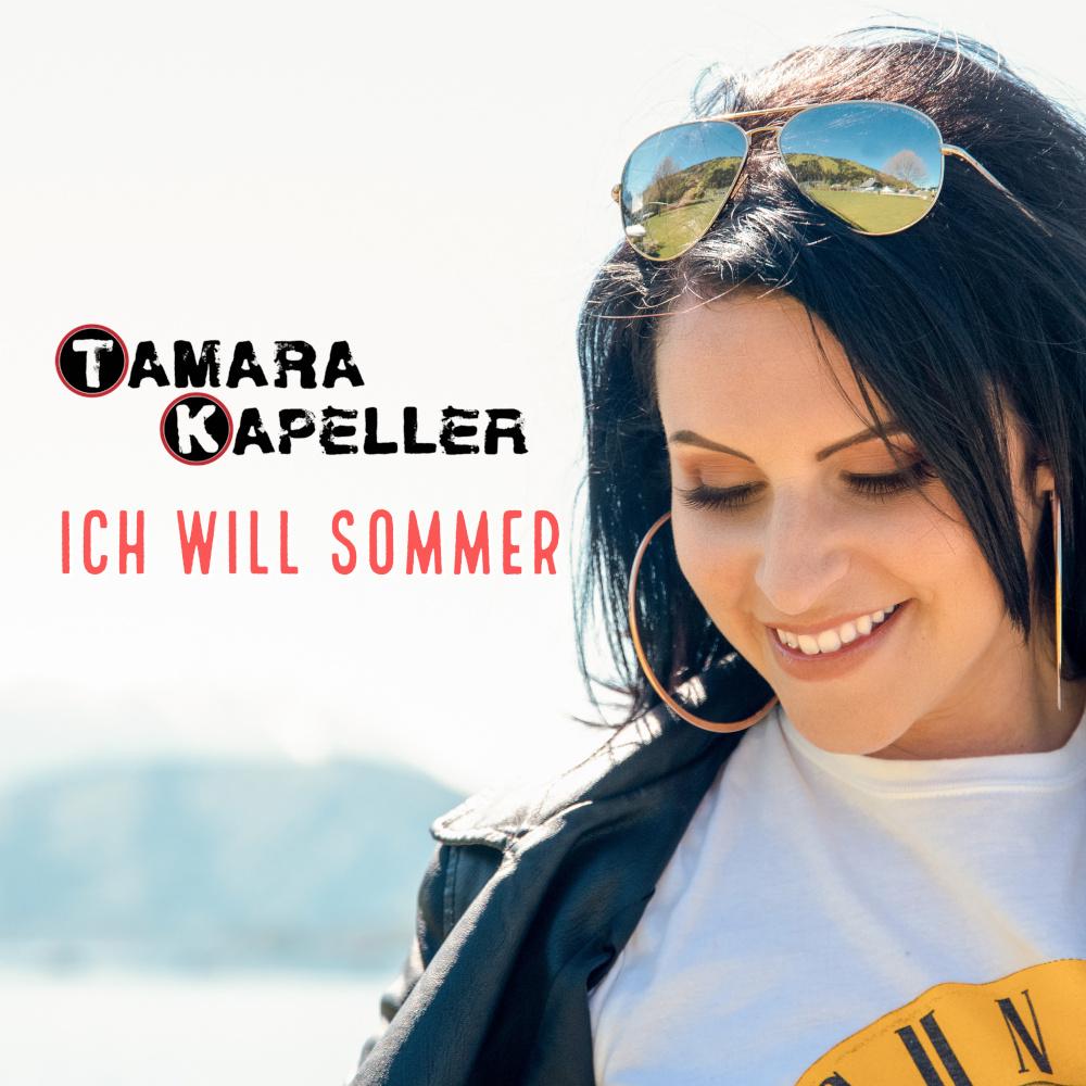 TAMARA KAPELLER * Ich will Sommer (Download-Track) * Die erste Veröffentlichung auf dem NEUEN Label popXsound