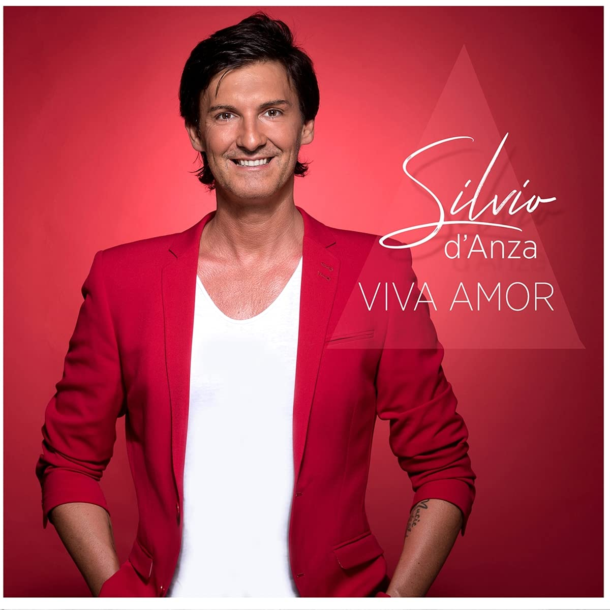 SILVIO D\'ANZA * Viva amor (CD)