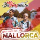 """DIE HERZMINISTER <br>Ihr Song (""""Ein Herz für …)Mallorca"""" entstand im Nullkommanichts!"""