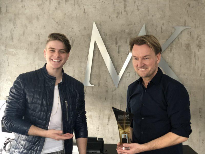 """MARKUS KRAMPE <br>Top-exklusiv auf """"SMAGO Tube"""": die (vollständige!) smago! Award-Verleihung an """"Markus Krampe"""" …"""
