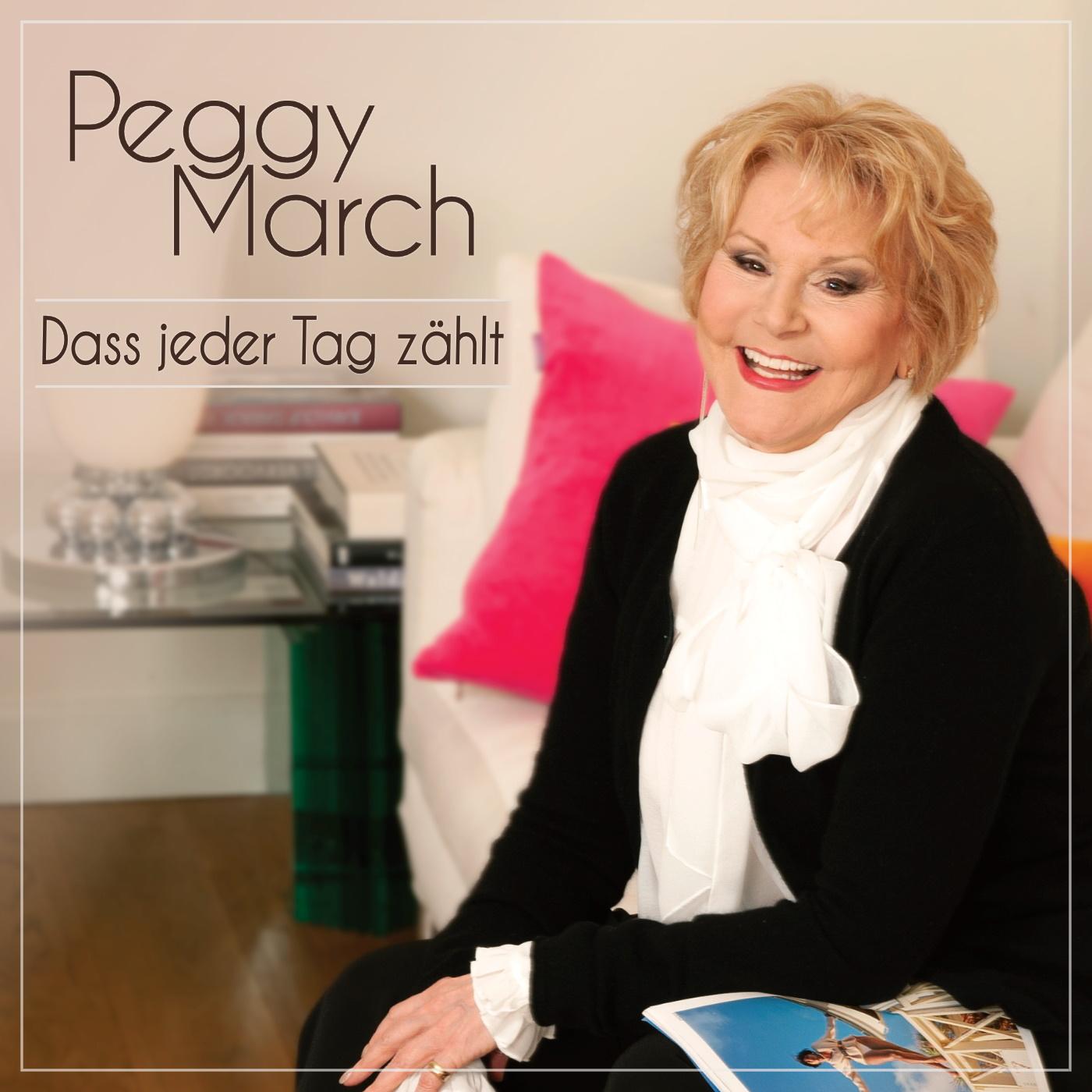 PEGGY MARCH * Dass jeder Tag zählt (Download-Track) *** Der letzte Text von Rudolf RUDI Müssig