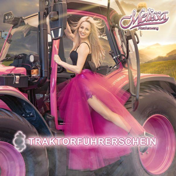 """MELISSA NASCHENWENG <br>Sie steht auf Bergbauernbuam mit """"Traktorführerschein""""!"""