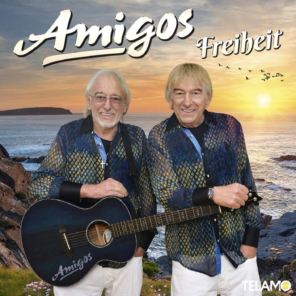 AMIGOS * Freiheit (CD, DVD und Fanbox)